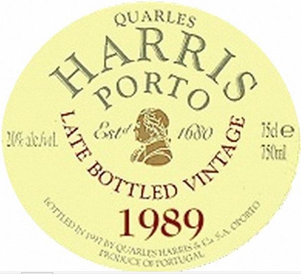 quarles harris port